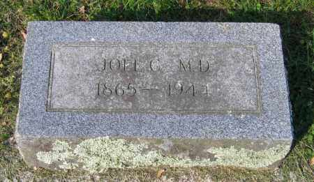 POINDEXTER, MD, JOEL C. - Lawrence County, Arkansas | JOEL C. POINDEXTER, MD - Arkansas Gravestone Photos