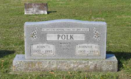 POLK, JOHNNIE G. - Lawrence County, Arkansas | JOHNNIE G. POLK - Arkansas Gravestone Photos