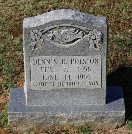 POLSTON, DENNIS DEAN - Lawrence County, Arkansas   DENNIS DEAN POLSTON - Arkansas Gravestone Photos