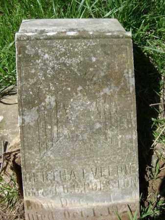POLSTON, GIRTHA EVELINE - Lawrence County, Arkansas | GIRTHA EVELINE POLSTON - Arkansas Gravestone Photos