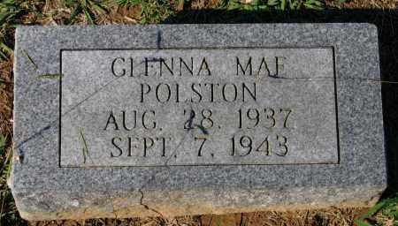 POLSTON, GLENNA MAE - Lawrence County, Arkansas | GLENNA MAE POLSTON - Arkansas Gravestone Photos