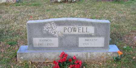 POWELL, HARMON TOSH - Lawrence County, Arkansas | HARMON TOSH POWELL - Arkansas Gravestone Photos