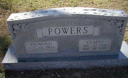 POWERS, GLADYS - Lawrence County, Arkansas | GLADYS POWERS - Arkansas Gravestone Photos