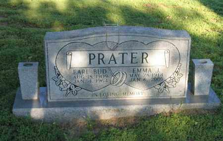 "PRATER, EARL ""BUD"" - Lawrence County, Arkansas 