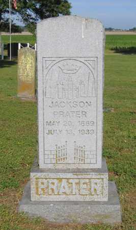 PRATER, JACKSON - Lawrence County, Arkansas | JACKSON PRATER - Arkansas Gravestone Photos