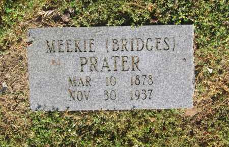 PRATER, MEEKIE - Lawrence County, Arkansas | MEEKIE PRATER - Arkansas Gravestone Photos