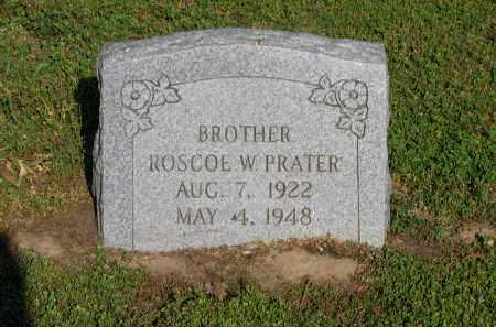 PRATER, ROSCOE W. - Lawrence County, Arkansas | ROSCOE W. PRATER - Arkansas Gravestone Photos