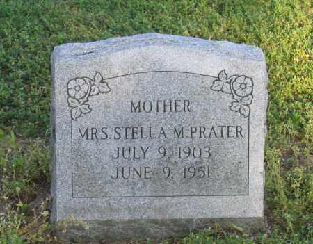 PRATER, STELLA M. - Lawrence County, Arkansas | STELLA M. PRATER - Arkansas Gravestone Photos