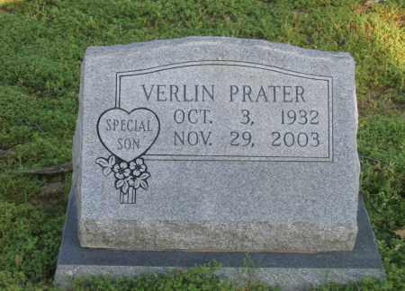 PRATER, VERLIN - Lawrence County, Arkansas | VERLIN PRATER - Arkansas Gravestone Photos