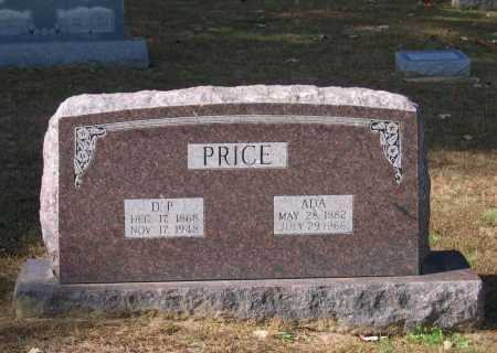 HALL PRICE, ADA B. - Lawrence County, Arkansas | ADA B. HALL PRICE - Arkansas Gravestone Photos