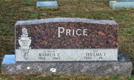 PRICE, WARREN F. - Lawrence County, Arkansas | WARREN F. PRICE - Arkansas Gravestone Photos