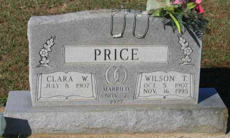 PRICE, WILSON T. - Lawrence County, Arkansas | WILSON T. PRICE - Arkansas Gravestone Photos