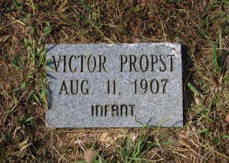 PROPST, VICTOR - Lawrence County, Arkansas | VICTOR PROPST - Arkansas Gravestone Photos