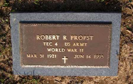 PROPST (VETERAN WWII), ROBERT ROY - Lawrence County, Arkansas | ROBERT ROY PROPST (VETERAN WWII) - Arkansas Gravestone Photos