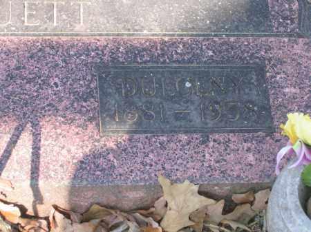 CASSIDY PRUETT, DULCENY - Lawrence County, Arkansas | DULCENY CASSIDY PRUETT - Arkansas Gravestone Photos