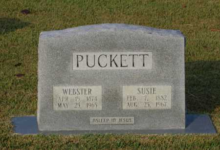 PUCKETT, DANIEL WEBSTER - Lawrence County, Arkansas | DANIEL WEBSTER PUCKETT - Arkansas Gravestone Photos