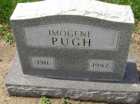 PUGH, IMOGENE - Lawrence County, Arkansas | IMOGENE PUGH - Arkansas Gravestone Photos