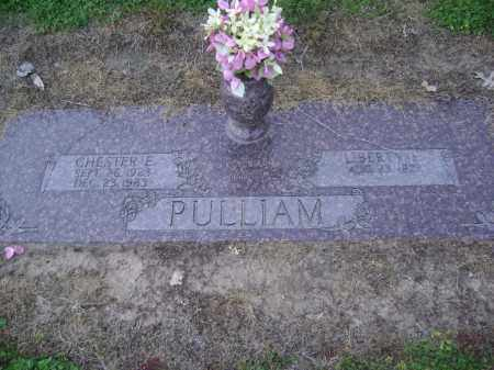 PULLIAM, CHESTER EARL - Lawrence County, Arkansas | CHESTER EARL PULLIAM - Arkansas Gravestone Photos