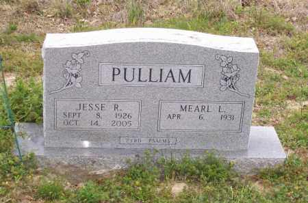 PULLIAM, JESSE ROLAND - Lawrence County, Arkansas | JESSE ROLAND PULLIAM - Arkansas Gravestone Photos