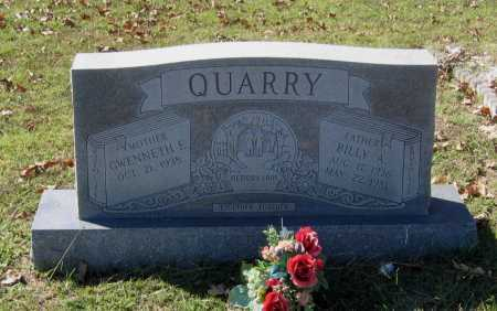 QUARRY, BILLY ARTHUR - Lawrence County, Arkansas | BILLY ARTHUR QUARRY - Arkansas Gravestone Photos