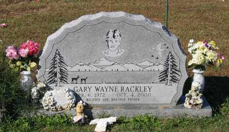 RACKLEY, GARY WAYNE - Lawrence County, Arkansas | GARY WAYNE RACKLEY - Arkansas Gravestone Photos
