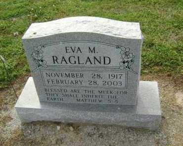 RAGLAND, EVA MADOLYN - Lawrence County, Arkansas | EVA MADOLYN RAGLAND - Arkansas Gravestone Photos
