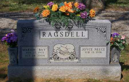 """RAGSDELL, MARION ZANUEL """"BAY"""" - Lawrence County, Arkansas 