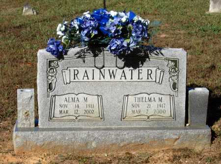 "RAINWATER, ALMA MARION ""DUCK"" - Lawrence County, Arkansas 