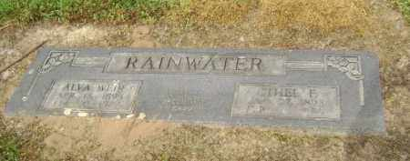 RAINWATER, ALVA WEIR - Lawrence County, Arkansas | ALVA WEIR RAINWATER - Arkansas Gravestone Photos