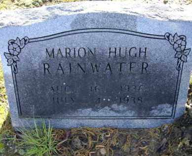 RAINWATER, MARION HUGH - Lawrence County, Arkansas | MARION HUGH RAINWATER - Arkansas Gravestone Photos