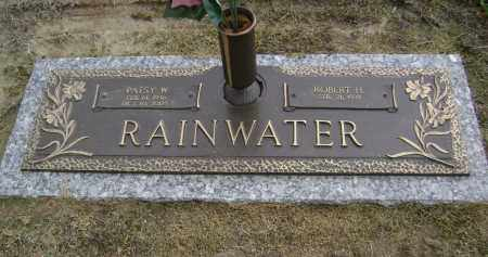 RAINWATER, PATSY JEAN - Lawrence County, Arkansas | PATSY JEAN RAINWATER - Arkansas Gravestone Photos