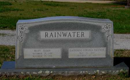 HATCHER RAINWATER, CATHERINE VIRGINIA - Lawrence County, Arkansas | CATHERINE VIRGINIA HATCHER RAINWATER - Arkansas Gravestone Photos