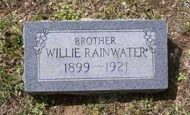 "RAINWATER, WILLIAM MARION ""WILLIE"" - Lawrence County, Arkansas 