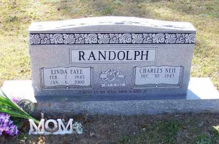 RANDOLPH, LINDA FAYE - Lawrence County, Arkansas | LINDA FAYE RANDOLPH - Arkansas Gravestone Photos