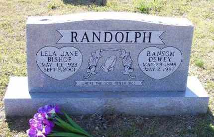 RANDOLPH, LELA JANE COKE MATTHEWS - Lawrence County, Arkansas | LELA JANE COKE MATTHEWS RANDOLPH - Arkansas Gravestone Photos