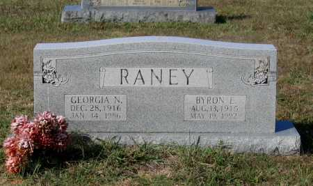 RANEY, BYRON EDWIN - Lawrence County, Arkansas | BYRON EDWIN RANEY - Arkansas Gravestone Photos