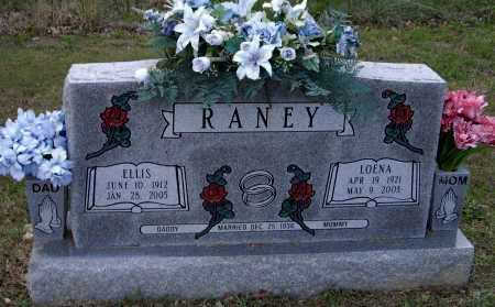 RANEY, LOENA - Lawrence County, Arkansas | LOENA RANEY - Arkansas Gravestone Photos