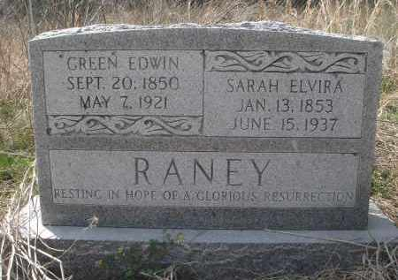 RANEY, SARAH VIOLA - Lawrence County, Arkansas | SARAH VIOLA RANEY - Arkansas Gravestone Photos