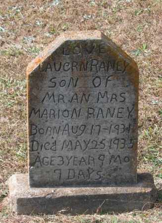 RANEY, LAVERN - Lawrence County, Arkansas | LAVERN RANEY - Arkansas Gravestone Photos