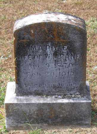 MOSHIER RANEY, MARY E. - Lawrence County, Arkansas | MARY E. MOSHIER RANEY - Arkansas Gravestone Photos