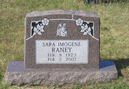 RANEY, SARA IMOGENE - Lawrence County, Arkansas | SARA IMOGENE RANEY - Arkansas Gravestone Photos