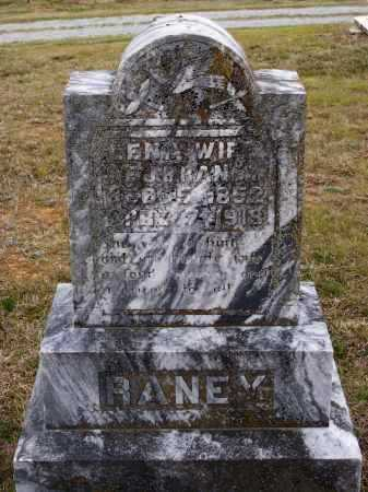 "RANEY, SALENA E. ""LENA"" - Lawrence County, Arkansas 