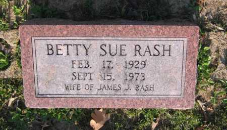RASH, BETTY SUE - Lawrence County, Arkansas | BETTY SUE RASH - Arkansas Gravestone Photos
