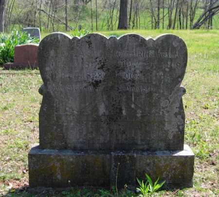 RASH, CAHTERINE - Lawrence County, Arkansas | CAHTERINE RASH - Arkansas Gravestone Photos