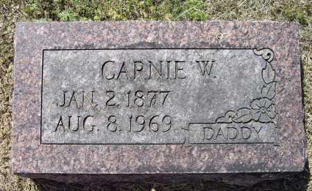 RATLIFF, SR., CARNIE WESLEY - Lawrence County, Arkansas | CARNIE WESLEY RATLIFF, SR. - Arkansas Gravestone Photos