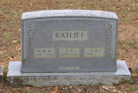 "RATLIFF, CHARLES WILLIAM H. ""C. W. H."" - Lawrence County, Arkansas 