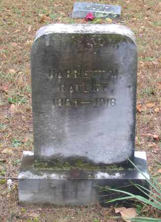 RATLIFF, HARRIETT M. - Lawrence County, Arkansas | HARRIETT M. RATLIFF - Arkansas Gravestone Photos