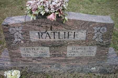 RATLIFF, LESTER CLEO - Lawrence County, Arkansas | LESTER CLEO RATLIFF - Arkansas Gravestone Photos