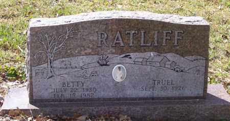 "RATLIFF, MILDRED ELIZABETH ""BETTY"" - Lawrence County, Arkansas 