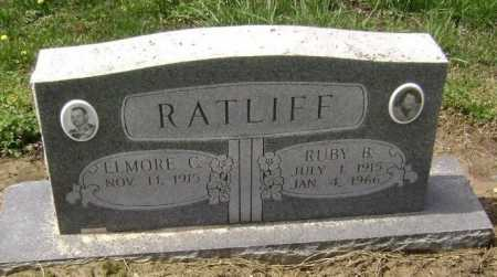 RATLIFF, RUBY B. - Lawrence County, Arkansas | RUBY B. RATLIFF - Arkansas Gravestone Photos